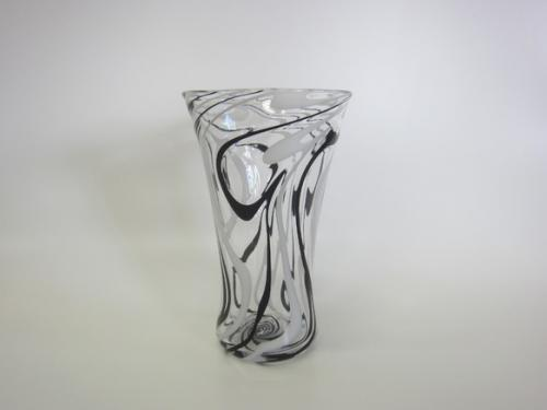 wave drawing glass No.2